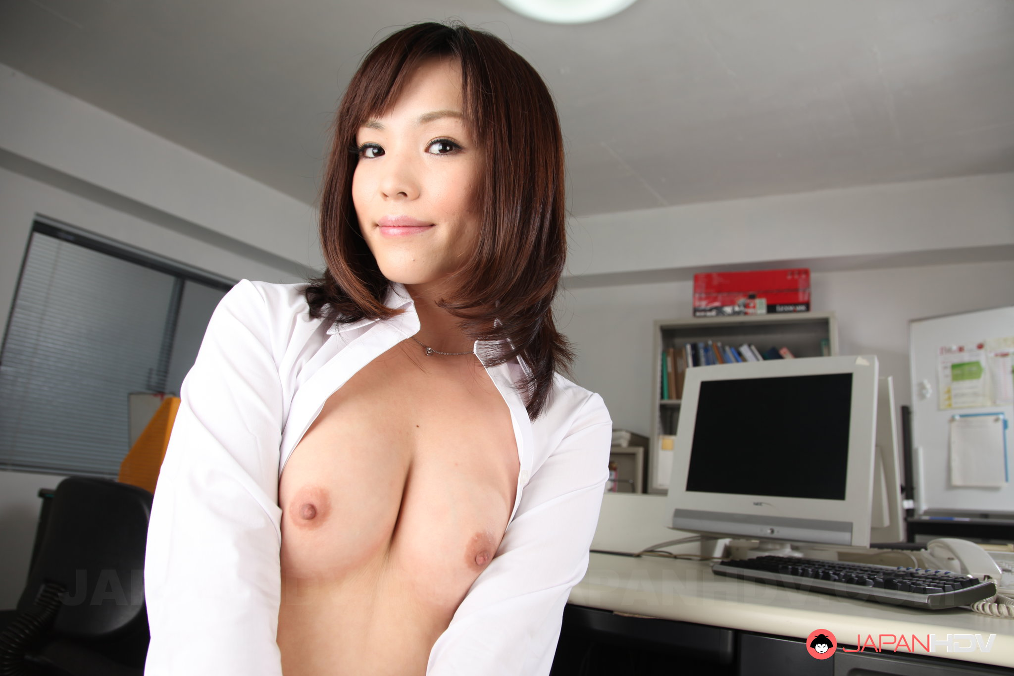 Hot Secretary Spread Her Legs