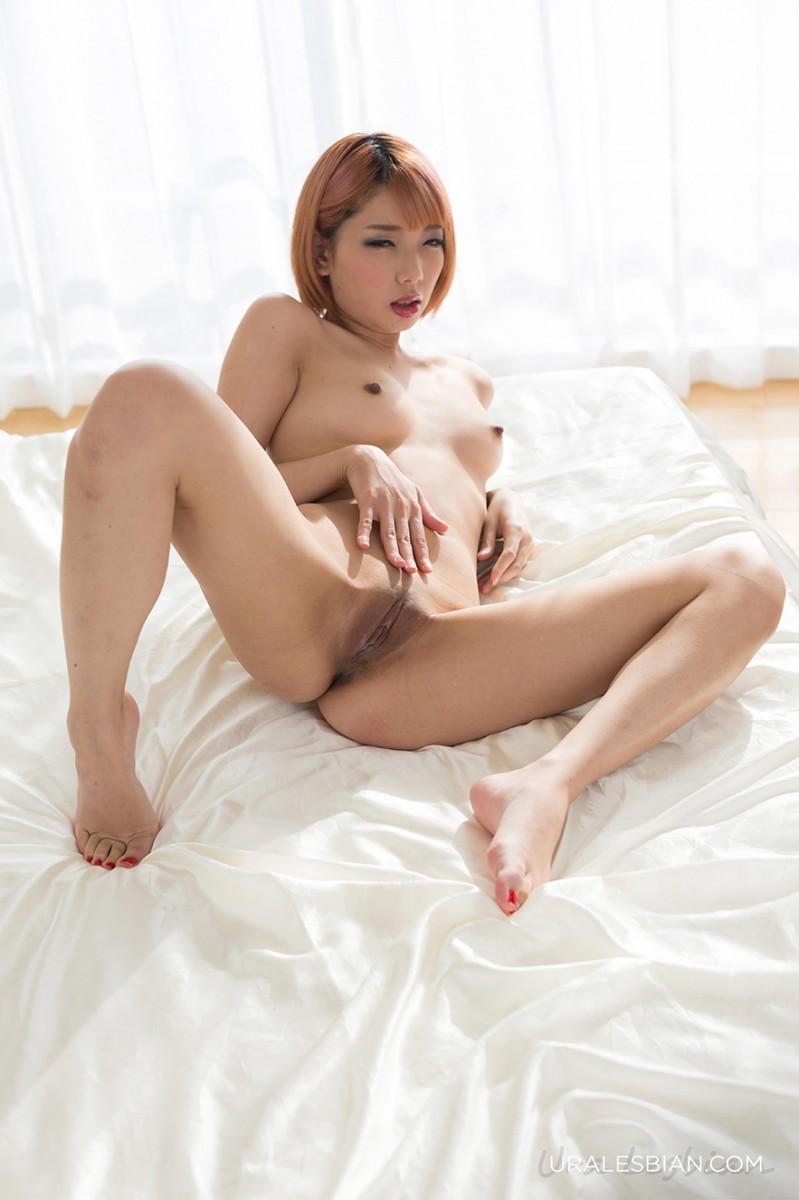 Speaking, naughty naked asian lesbians